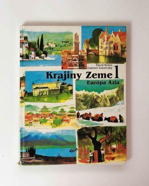 Pavol Korec,Gabriel Zubriczký - Krajiny zeme 1,2