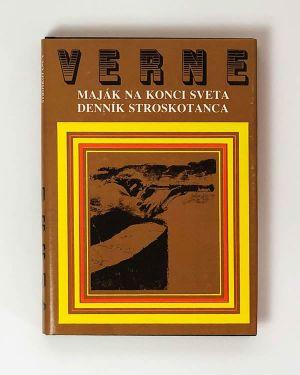 Maják na konci sveta/ Denník stroskotanca - Jules Verne