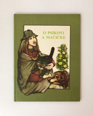 O psíkovi a mačičke Ilona Ceipová