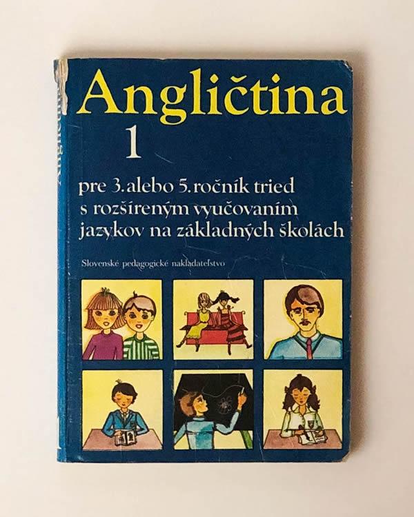 Angličtina 1