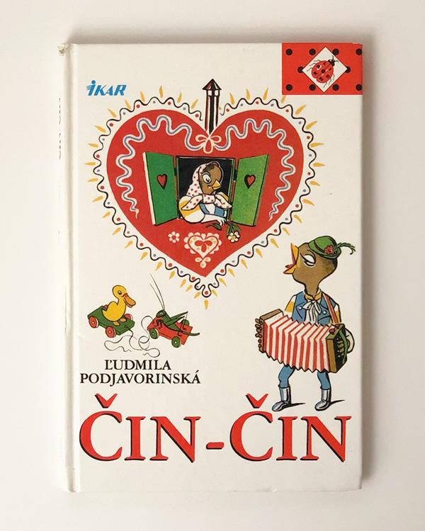 Čin-čin Ľudmila Podjavorinská