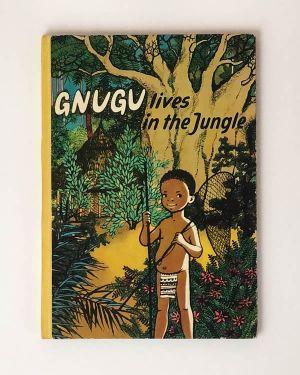 Gnugu lives in the jungle