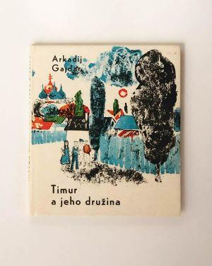 Timur a jeho družina