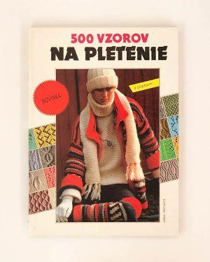 500 vzorov na pletenie