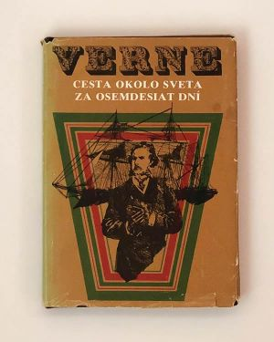 Cesta okolo sveta za osemdesiat dní Verne