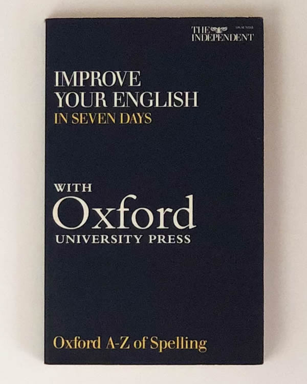 Improve your English in seven days