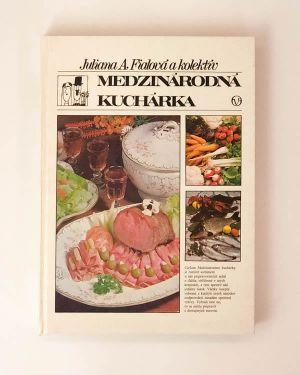 Medzinárodná kuchárka Juliana Anna Fialová