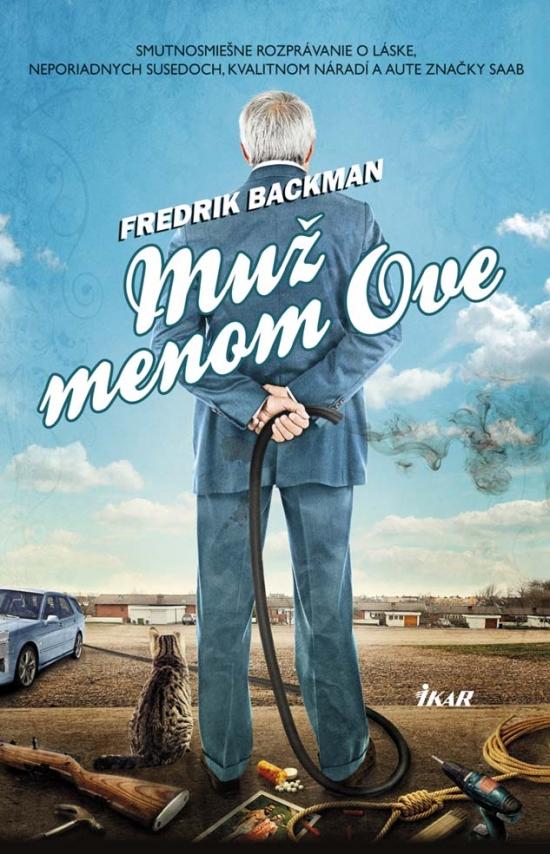 Muž menom Ove Fredrik Backman