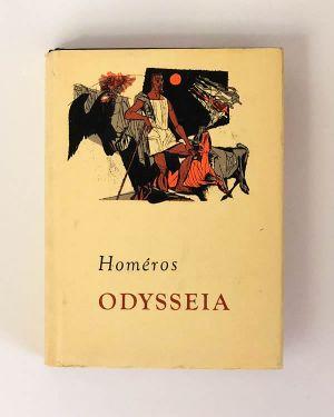 Homéros - Odysseia