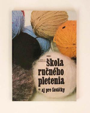 Škola ručného pletenia - aj pre ľaváčky Ludmila Pešková