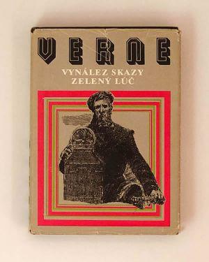 Verne- Vynález skazy/ Zelený lúč