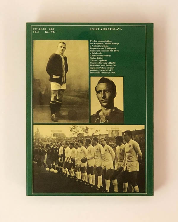 Zlatá kniha futbalu na Slovensku