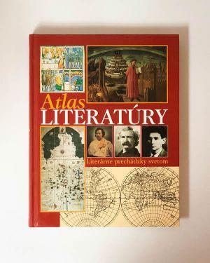 Atlas literatúry- Literárne prechádzky svetom
