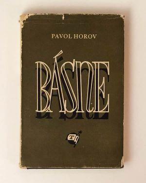 Básne- Pavol Horov