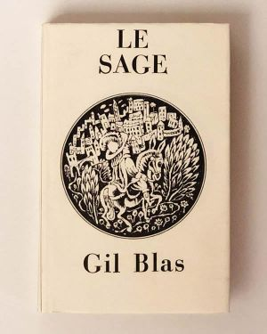 Gil Blas - História Gila Blasa de Santillane