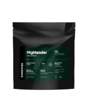 Highlander espresso blend
