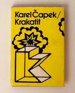 Krakatit- Karel Čapek