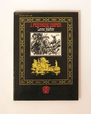Lovec jeleňov- J. Fenimore Cooper