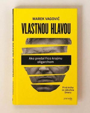 Vlastnou hlavou- Marek Vagovič