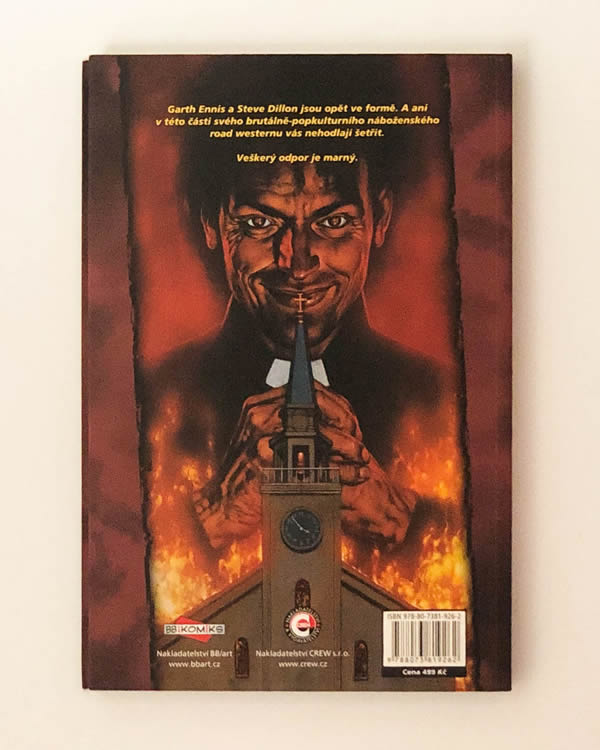 Preacher 8: A pak vypukne peklo - Garth Ennis, Steve Dillon, John McCrea