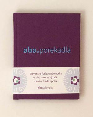 AHA - Porekadlá - Tomáš Kompaník, Kristína Bobeková