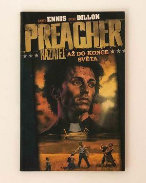 Preacher 2: Až do konce světa - Garth Ennis, Steve Dillon