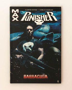 Punisher: Barracuda Garth Ennis