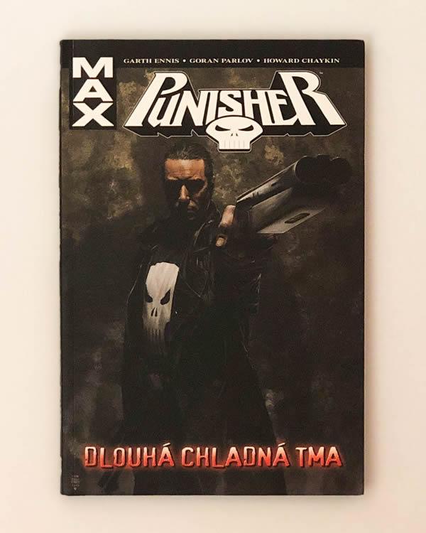 Punisher: Dlouhá chladná tma Garth Ennis