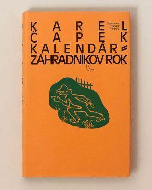 Kalendár, Záhradníkov rok Karel Čapek