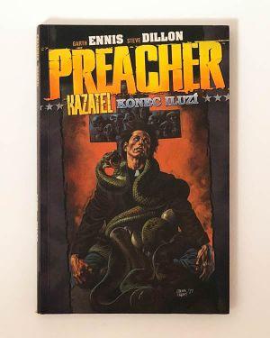 Preacher 5: Konec iluzí - Garth Ennis, Steve Dillon