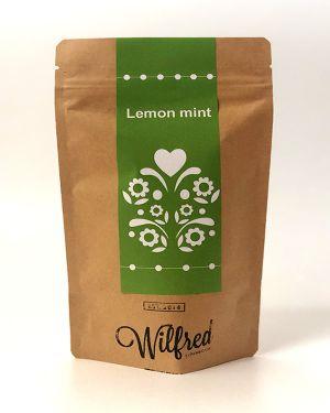 Lemon mint Wilfred čaj