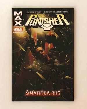 Punisher: Matička Rus Garth Ennis