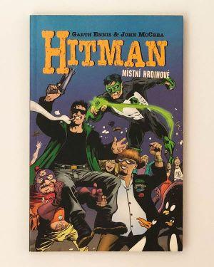 Hitman II - Místní hrdinové - Garth Ennis, John McCrea