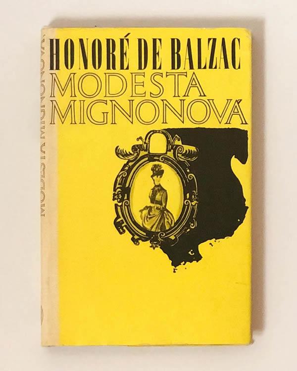 Modesta Mignonová Honoré de Balzac