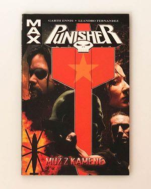 Punisher: Muž z kamene Garth Ennis