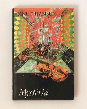 Mystériá Knut Hamsun