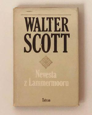 Nevesta z Lammermooru Walter Scott