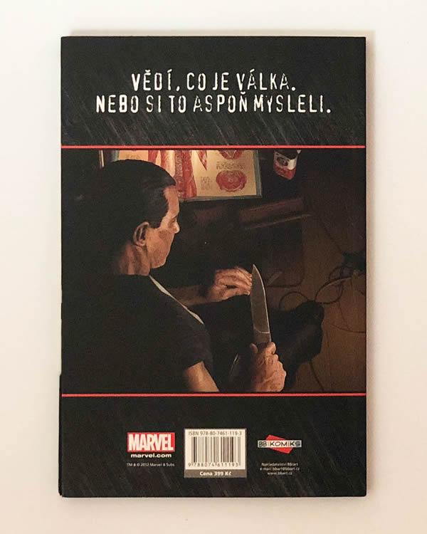 Punisher: Otrokáři - Garth Ennis, Leandro Fernandez