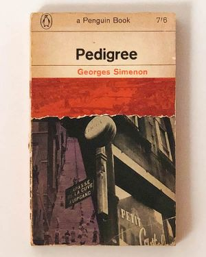 Pedigree Georges Simenon