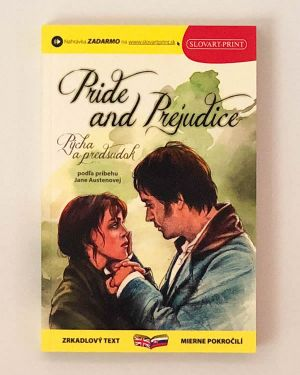 Pride and Prejudice - Pýcha a predsudok Jane Austen