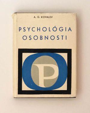 Psychológia osobnosti A. G. Kovalev