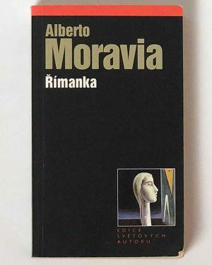 Římanka Alberto Moravia