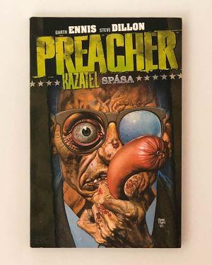 Preacher 7: Spása - Garth Ennis, Steve Dillon