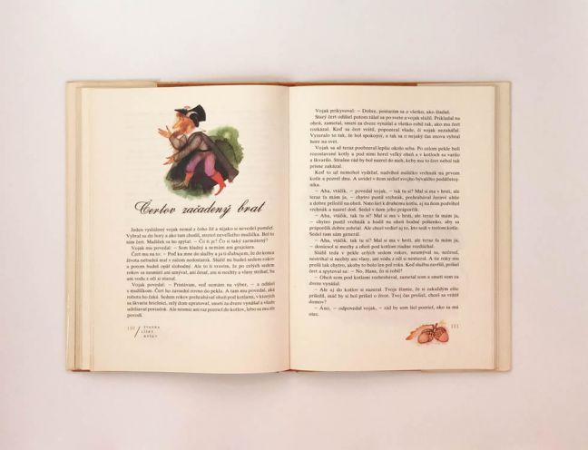 Svadba líšky Ryšky Jacob a Wilhelm Grimmovci