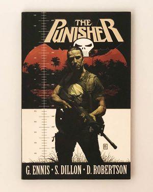 The Punisher 4 - G. Ennis, S. Dillon, D. Robertson