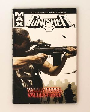 Punisher: Valley Forge, Valley Forge Garth Ennis