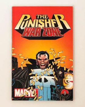 The Punisher: War Zone Chuck Dixon John Romita Jr.