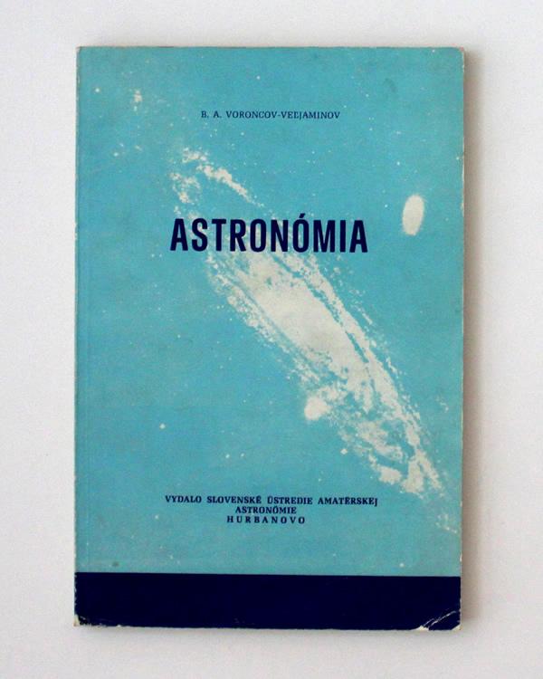 Astronómia B. A. Voroncov - Veľjaminov