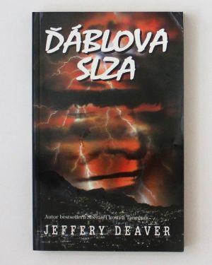 Ďáblová slza Jeffery Deaver