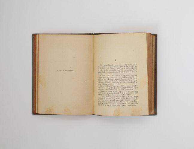 Domů a jiné obrázky Alois Jirásek
